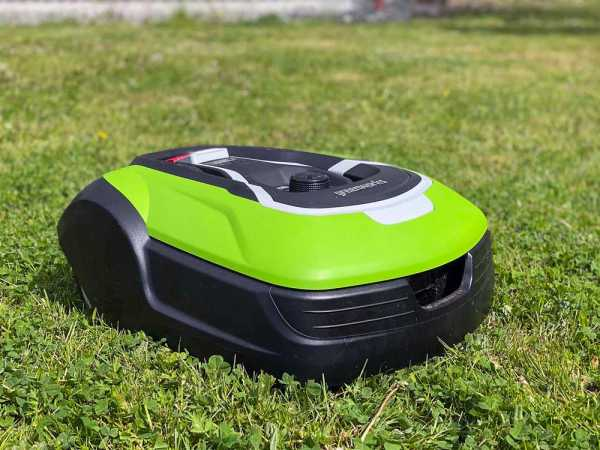 Greenworks Optimow 10 review