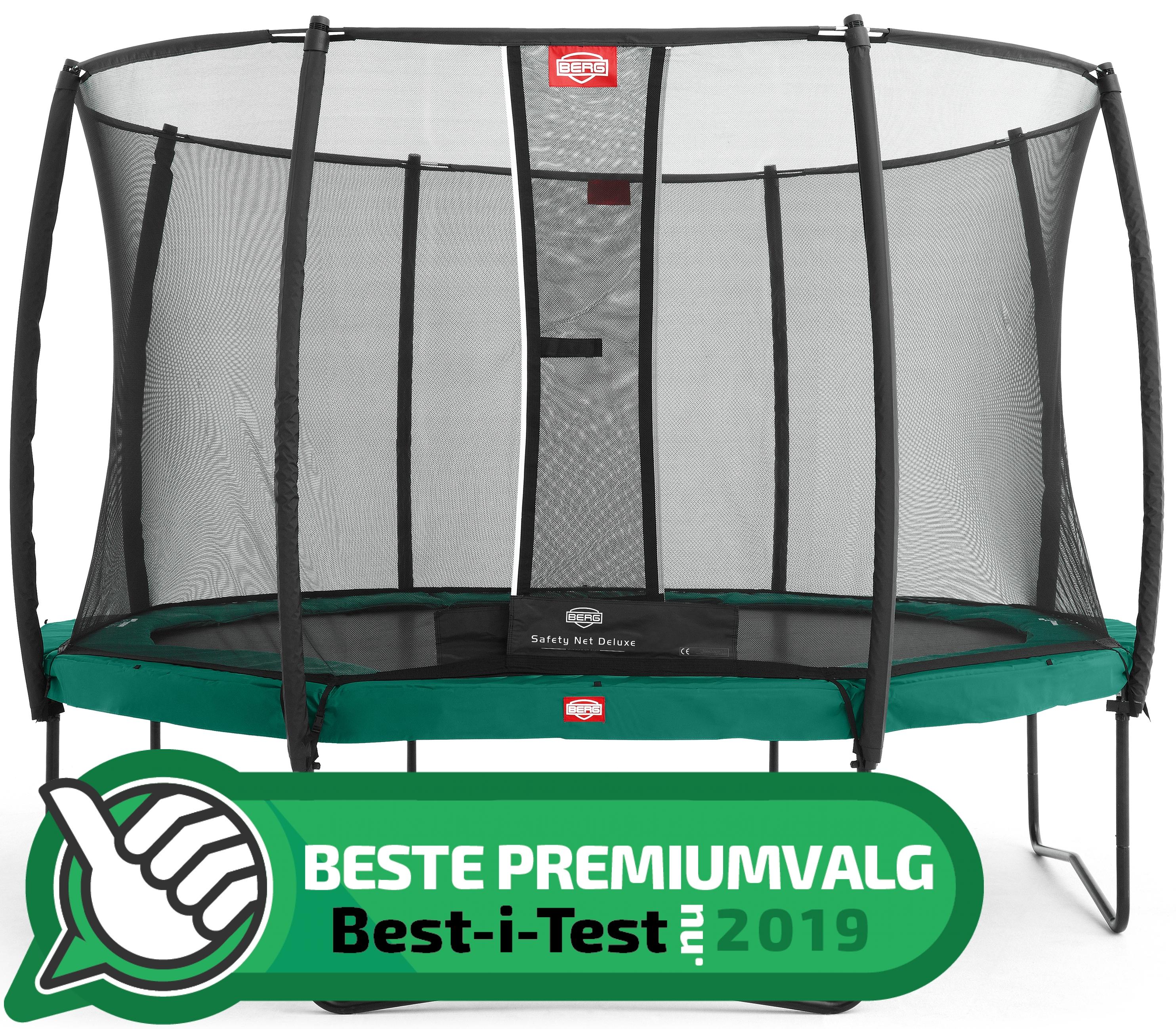 trampoline europris