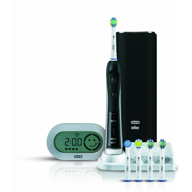 Oral b pro 7000 test