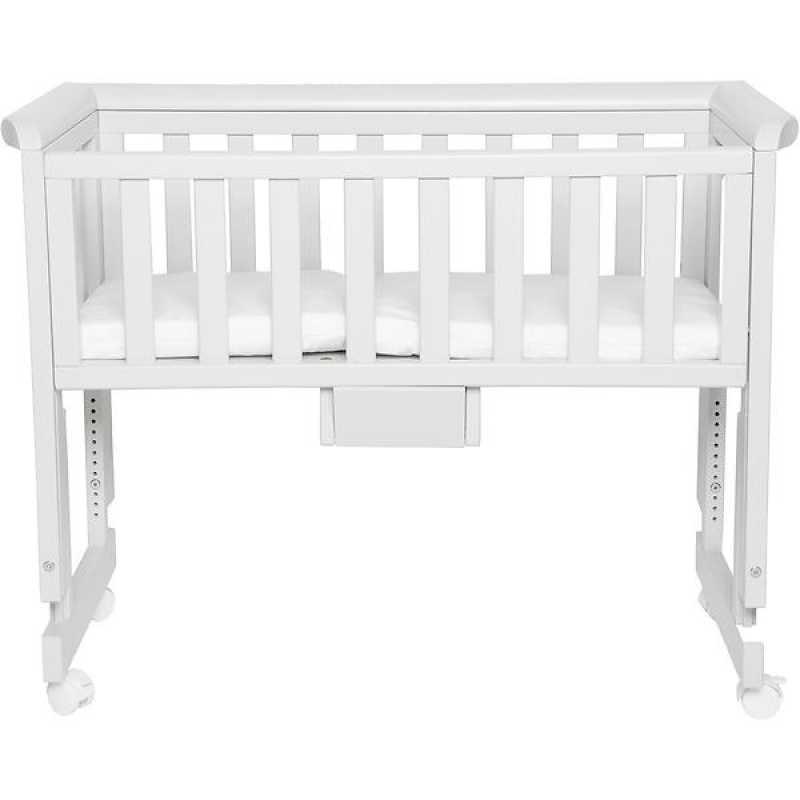 Babyseng /bedside crib: Test av 4 modeller