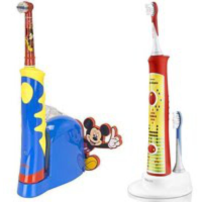 Elektrisk tannbørste barn best i test