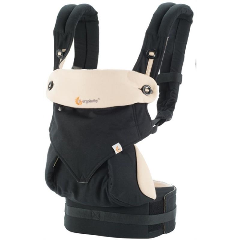 883cacbc I ERGObaby 360 kan barnet bæres på fire forskjellige ergonomiske måter. Mot  magen, vendt fremover, på ryggen eller på hoften – trolig rekord for en og  samme ...