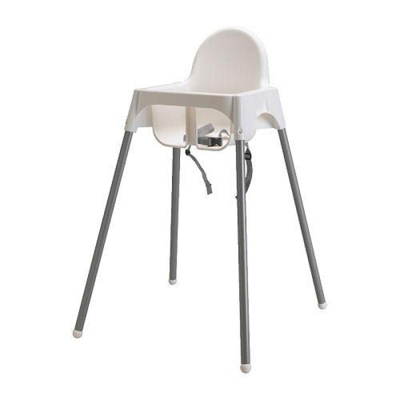 55666106 Ikeas barnestol Antilop er en ekte klassiker i den forstand at stolen  dominerer blant tilgjengelige matstoler på restauranter og kafeer, samtidig  som den ...