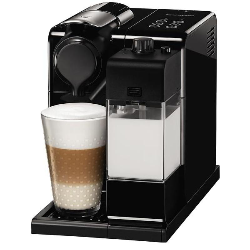 Nespresso maskin med melkesteamer