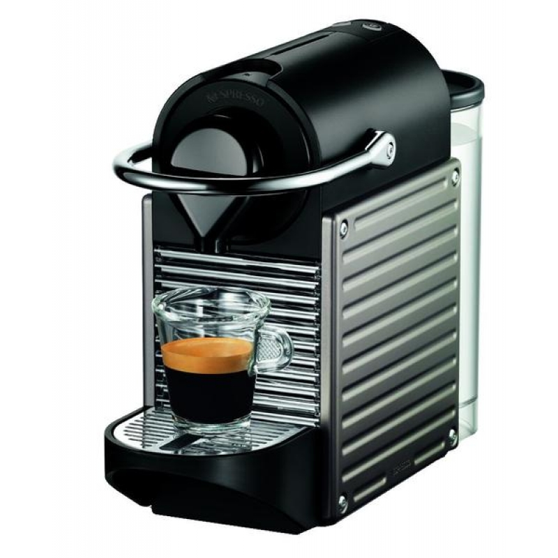 Nespresso kapselmaskin test