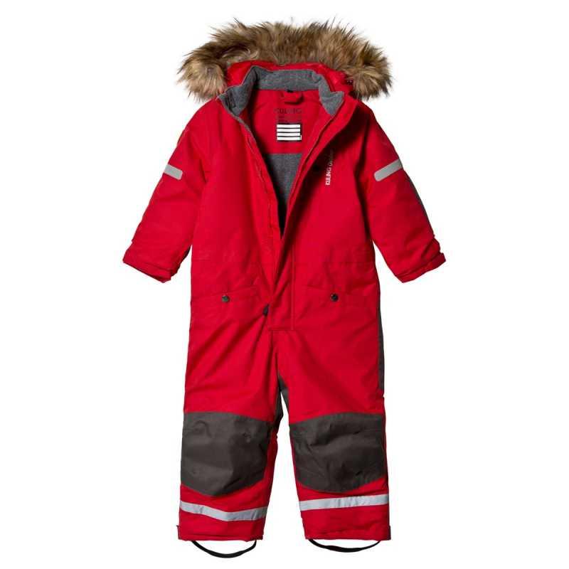 73f45658 Kuling Verbier er en myk og komfortabel utedress med god passform. Den er  romslig nok til å være lett å kle av og på barnet, men kan føles litt  unødig ...