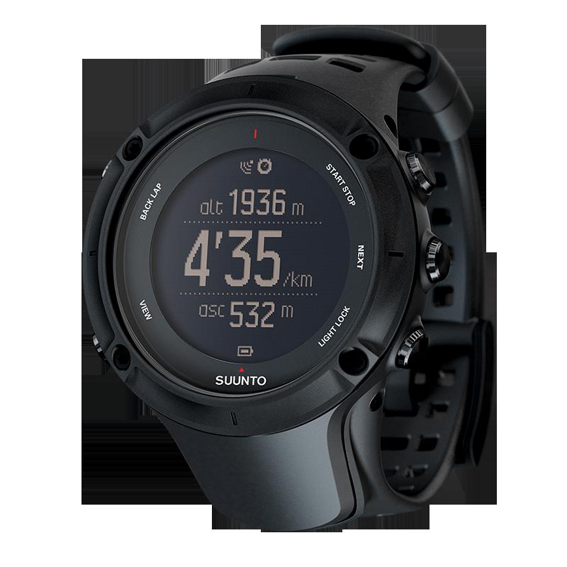 70ca9de1 Med Ambit-serien har finske Suunto lagt listen høyt innen GPS-klokker for  triatleter, eventyrere og andre multiutøvere. Det skandinaviske designet er  ...