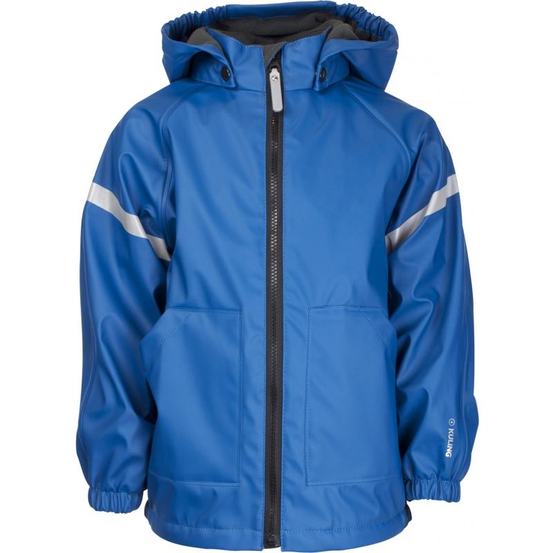 c7e10b1a Carena Kuling regnsett er et todelt sett i PVC. Både jakken og framfor alt  buksen er romslig i passformen, og det er god bredde i buksebena.