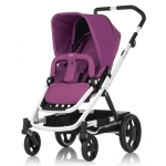 britax go 2015 sittvagn white cool berry