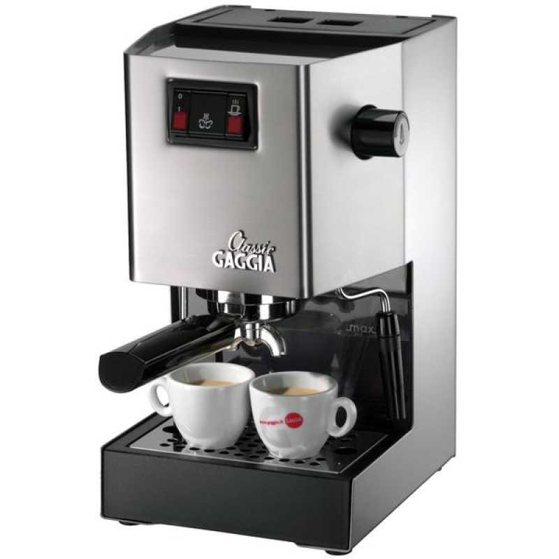 automatisk espressomaskin test
