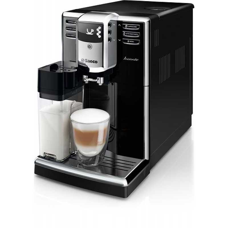 halvautomatisk espressomaskin test