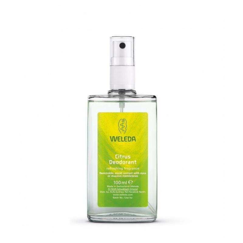 effektiv deodorant mot svett