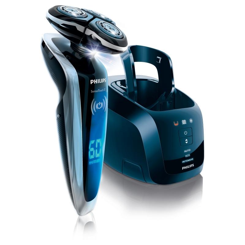 En barberingsmaskin har sjeldent vært mer attraktiv enn Philips RQ1290.  Designet 133d610947713