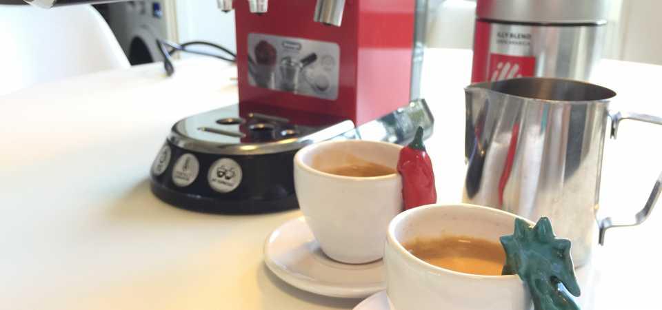 ac61927c Espressomaskin: 6 modeller i test (2018) - Ekspertenes vurderinger - Best-i- test.nu