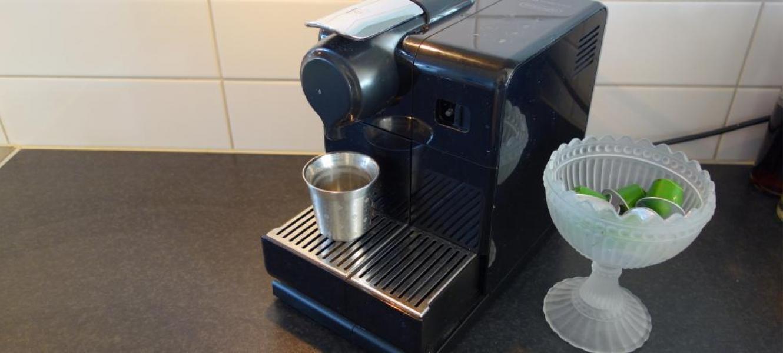 Kaffemaskin med kvern test 2016
